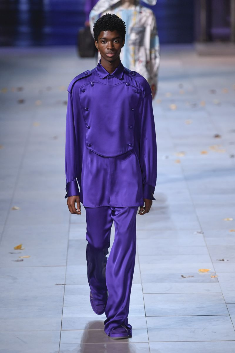 louis vuitton fw19 purple look alton mason