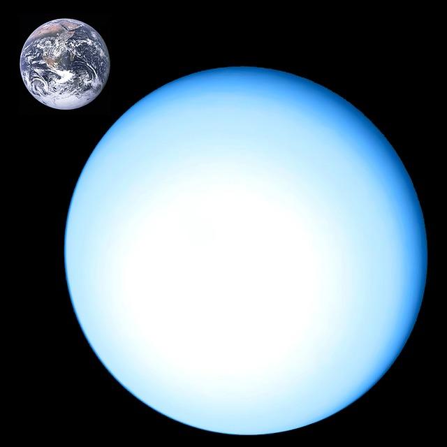 sistem tata suerya : uranus