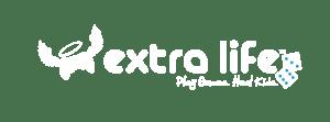 Extra Life Logo_White