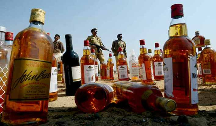 21 people died in punjab by drinking poisonous liquor   infeed – facts that impact