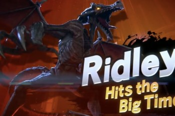 Ridley for smash