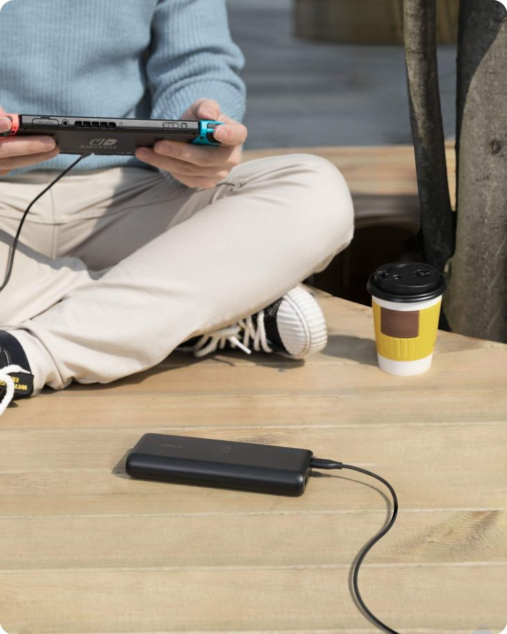 Anker Portable Charger for Nintendo Switch