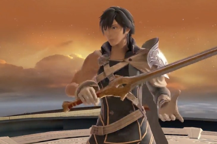 Chrom Joins Super Smash Bros Ultimate