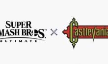 Castlevania is now in Super Smash Bros Ultimate