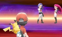 Pokemon Let's Go Pikachu Team Rocket