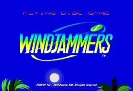 Windjammers Review