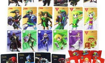 Amiibo Cards: By BigKidToys