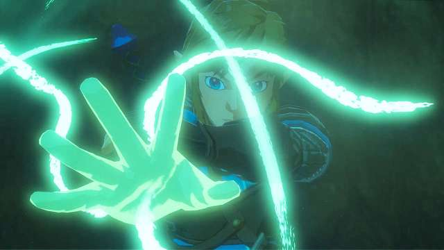 Breath of The Wild 2 Magic