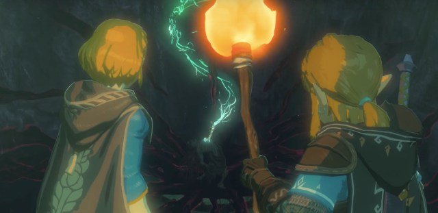 Breath of The Wild 2 playable Zelda
