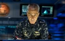 Admiral Stenz (David Strathairn) ist auch an Bord