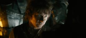 und Bilbo die nahende Gefahr abwehren?
