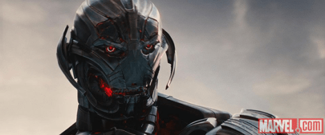 "Ultron ""There are no strings on me..."""
