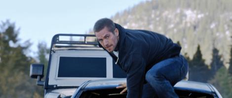 """und bahnbrechende Stunts sind auch in """"Furious 7"""" nicht wegzudenken.."""