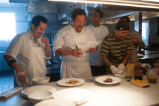 Gute Laune in der Küche
