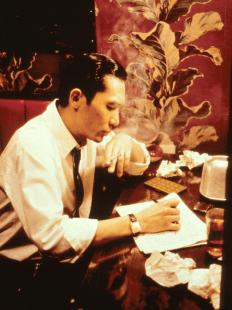 Nicht minder einsam: Chow Mo-wan