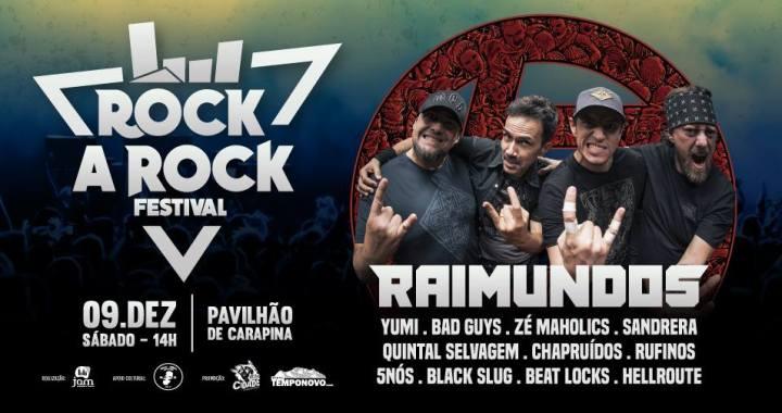 Zé Maholics é convidado a tocar no Rock a Rock Festival