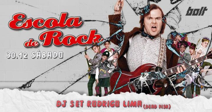 Escola de Rock com Rodrigo Lima (Dead Fish) na Bolt