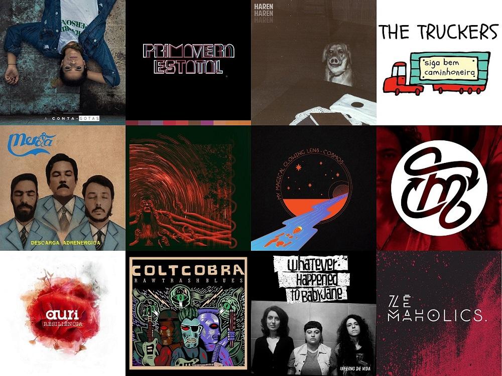 12 lançamentos que marcaram a música capixaba em 2017