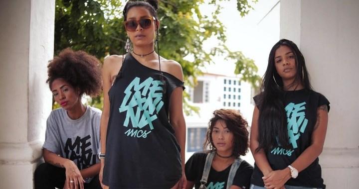 Melanina MCs levam Sistema Feminino a São Paulo