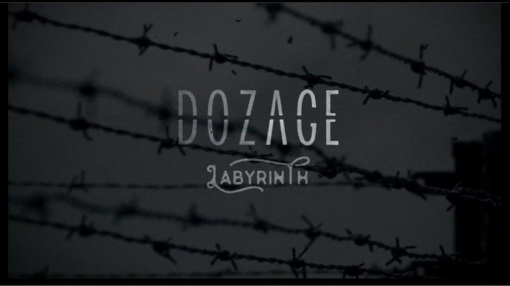 capa-dozage-labyrinth-lyric-video-luan-albaina-devils-lab-reprodução-youtube