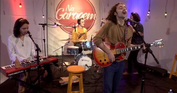 Sol Na Cabeça, Rodrigo Taquetti e Jahfreeca agitam os novos episódios do programa Na Garagem