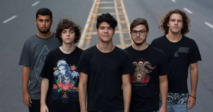 """Escute """"Vinho Tinto"""", o novo single da banda Nimbus HC"""