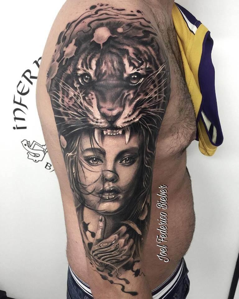 Los Mejores Tatuajes En Barcelona Galerías De Fotos