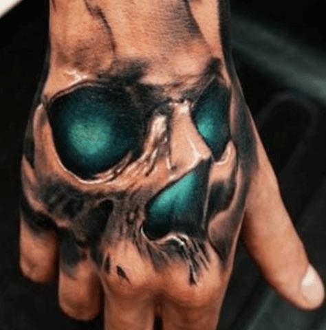 Tatuajes De Calaveras Significado Ideas De Tatuajes Y Consejos 2019