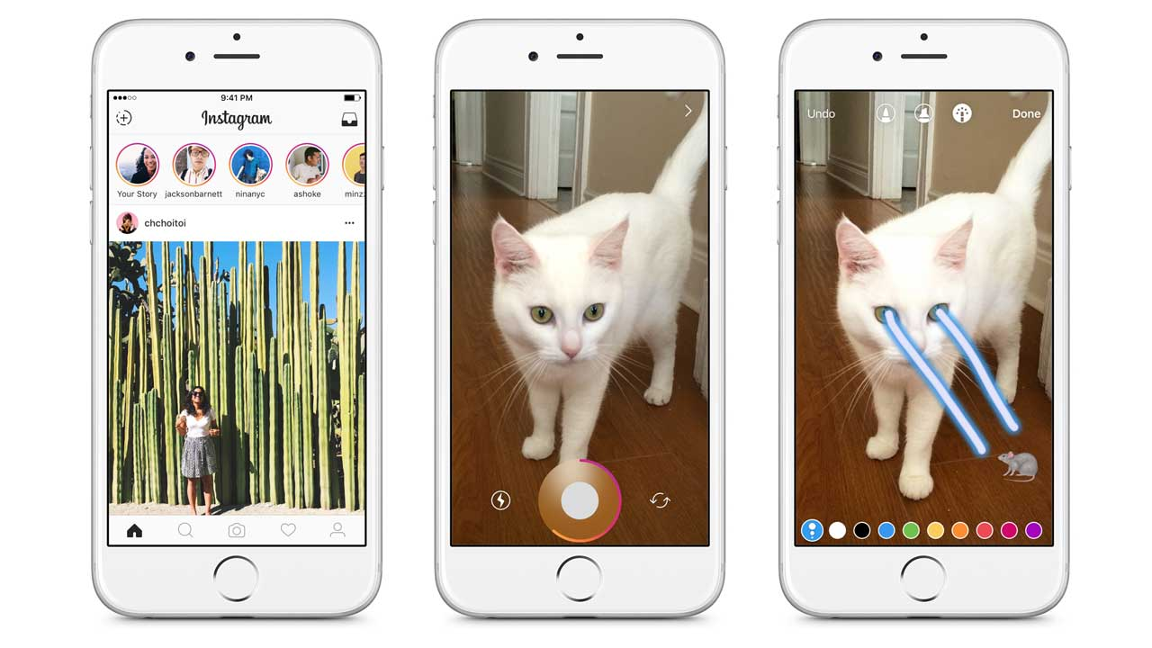 Instagram Enables Screenshot Alert to Align With Snapchat