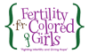 Fertility for Colored Girls Logo