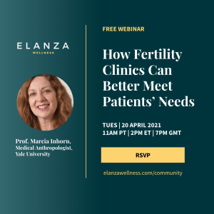 How Fertility Clinics Can Better Meet Patients' Needs @ ZOOM webinar | Cary | North Carolina | United States