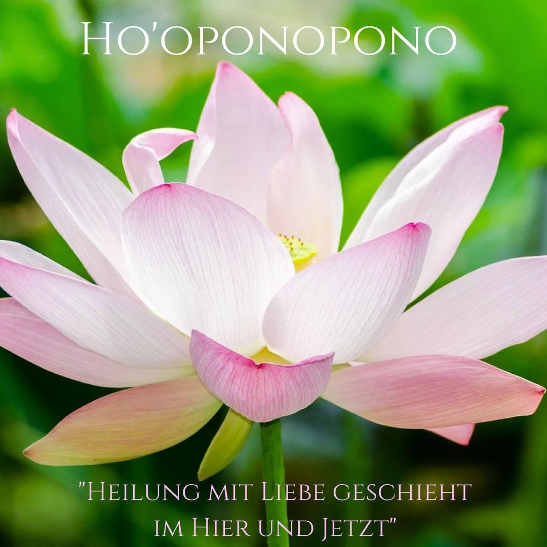Ho'oponopono – Ein machtvolles Gebet zur geistigen Reinigung