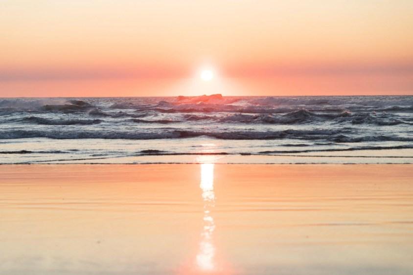 Gebet zum Sonnenuntergang | Abendgebet