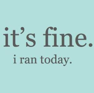 Friday Fun - on running and food the holy kale running plant-based diets Forks Over Knives