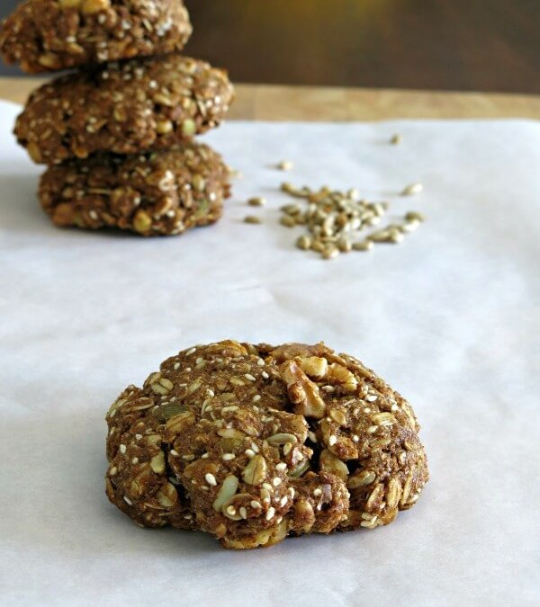 Breakfast Cookies with North Coast Naturals