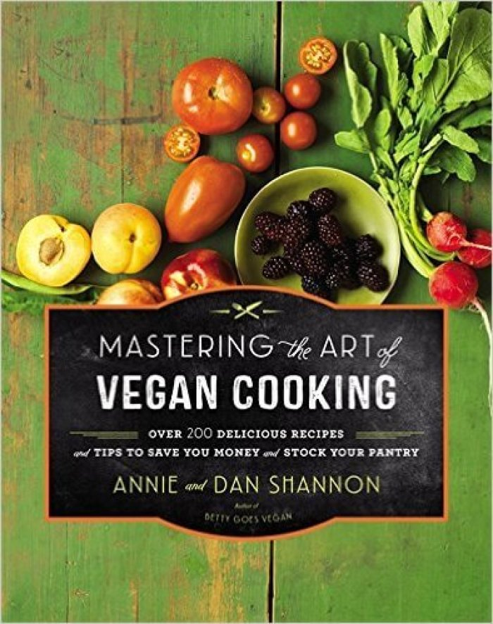 Mastering the Art of Vegan Cooking: Book Review