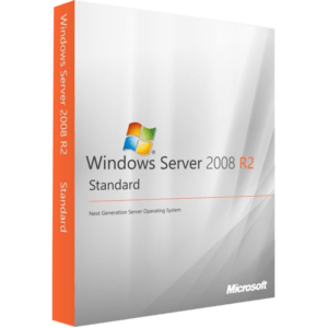 Windows Server 2008 R2 Standard MFR # P73-03883 + 5 Cals Remote Desktop Users (Combo)
