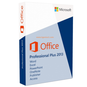 Microsoft Office Professional Plus 2013  79P-04749  Licencia RETAIL 1 Pc