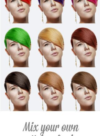 Test Haircuts On Your Face App  Hair