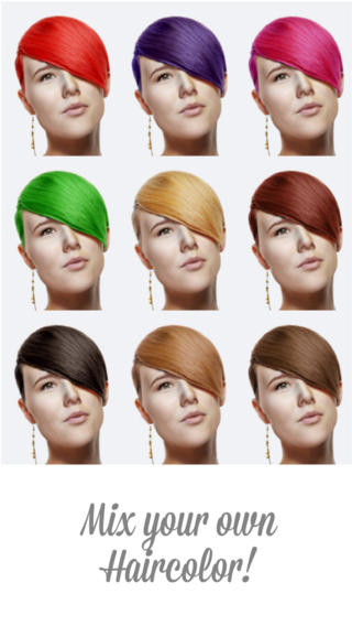 Instyle Hairstyle Try On : instyle, hairstyle, Different, Haircuts, InfiniGEEK