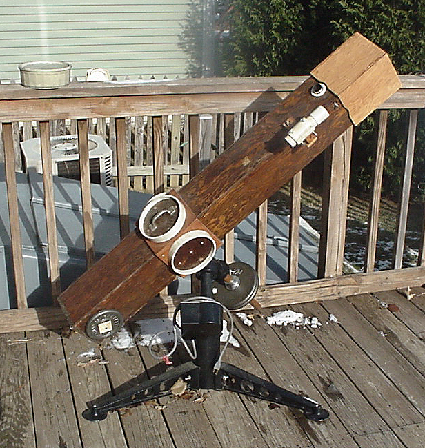 40 epic homemade telescopes