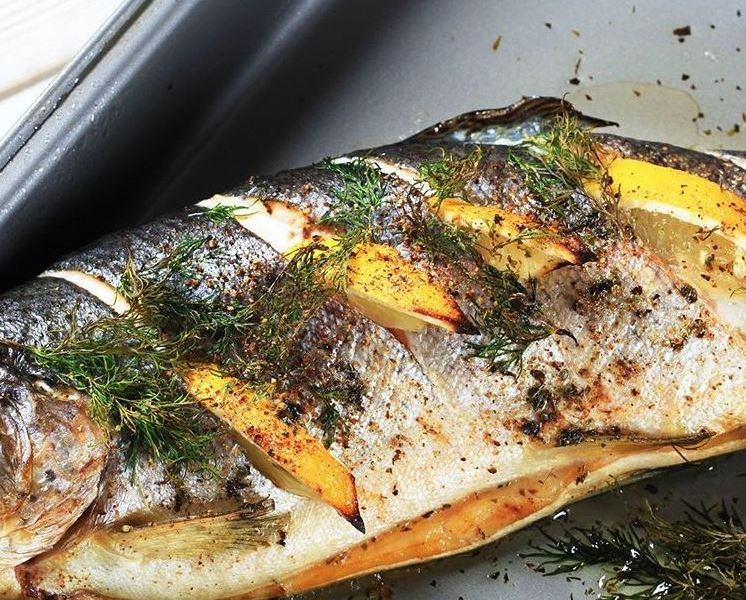 Delicious Baked Fish