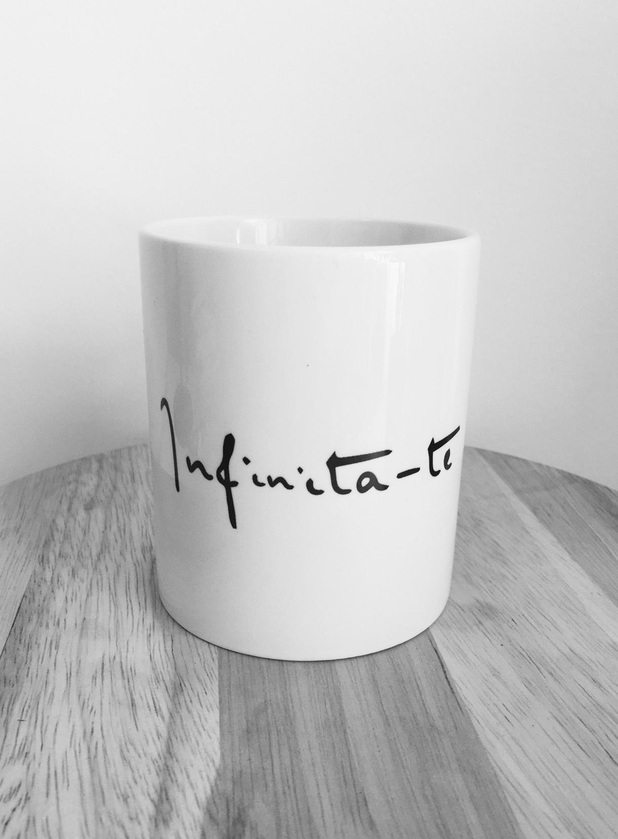 Caneca Infinita-te