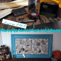 DIY Crown Molding Jewelry Frame