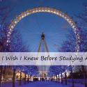 (Things I Wish I Knew Before Studying Abroad) Week 1: What To Know After A Week In London