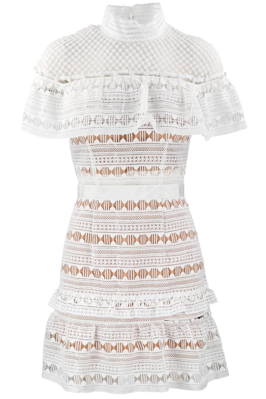 Style Theory_Crazy Rich Asians_avantlook-sheila-ruffle-trimmed-lace-mini-1