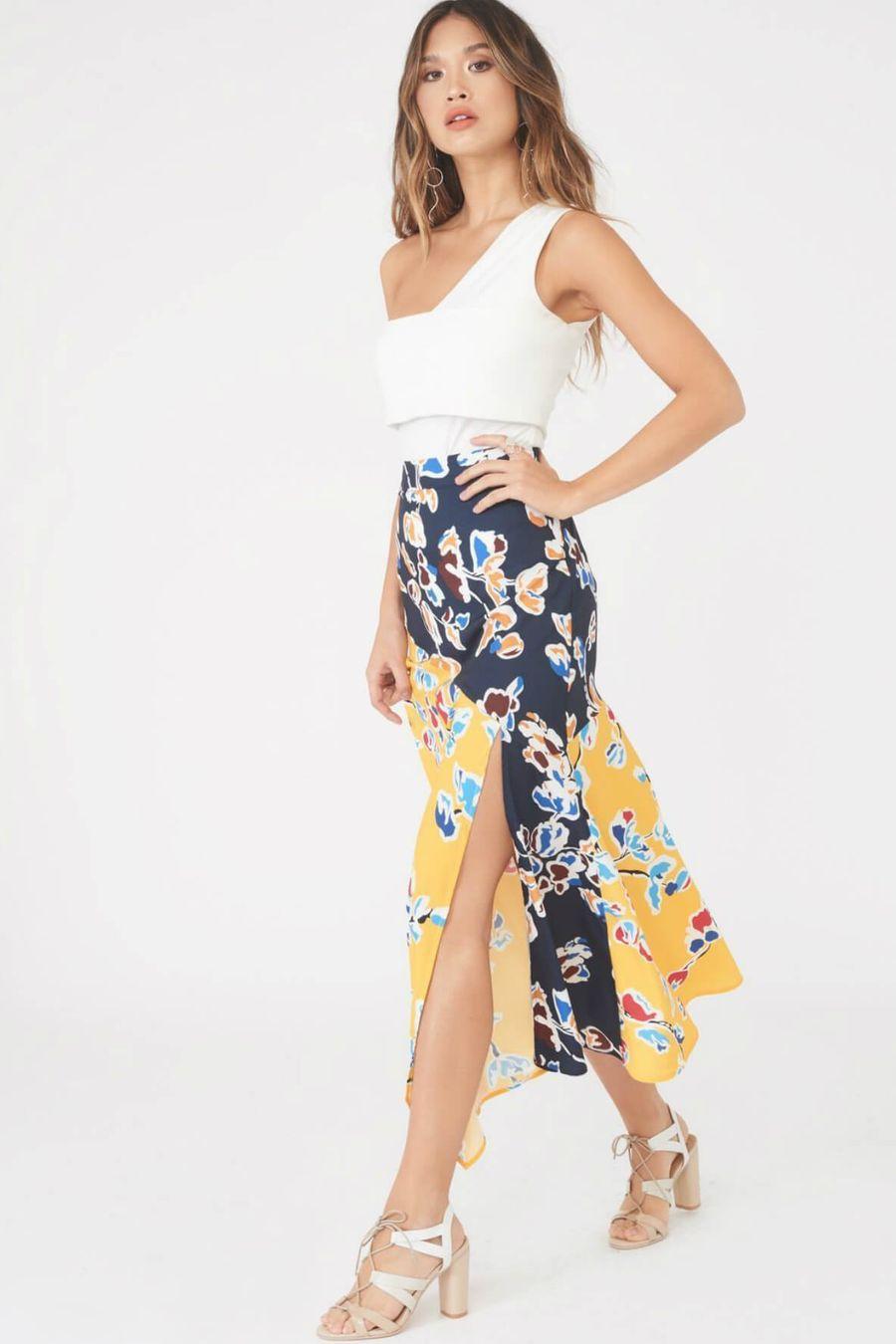 Style Theory_Crazy Rich Asians_lavish-alice-asymmetric-hem-split-maxi-skirt-2