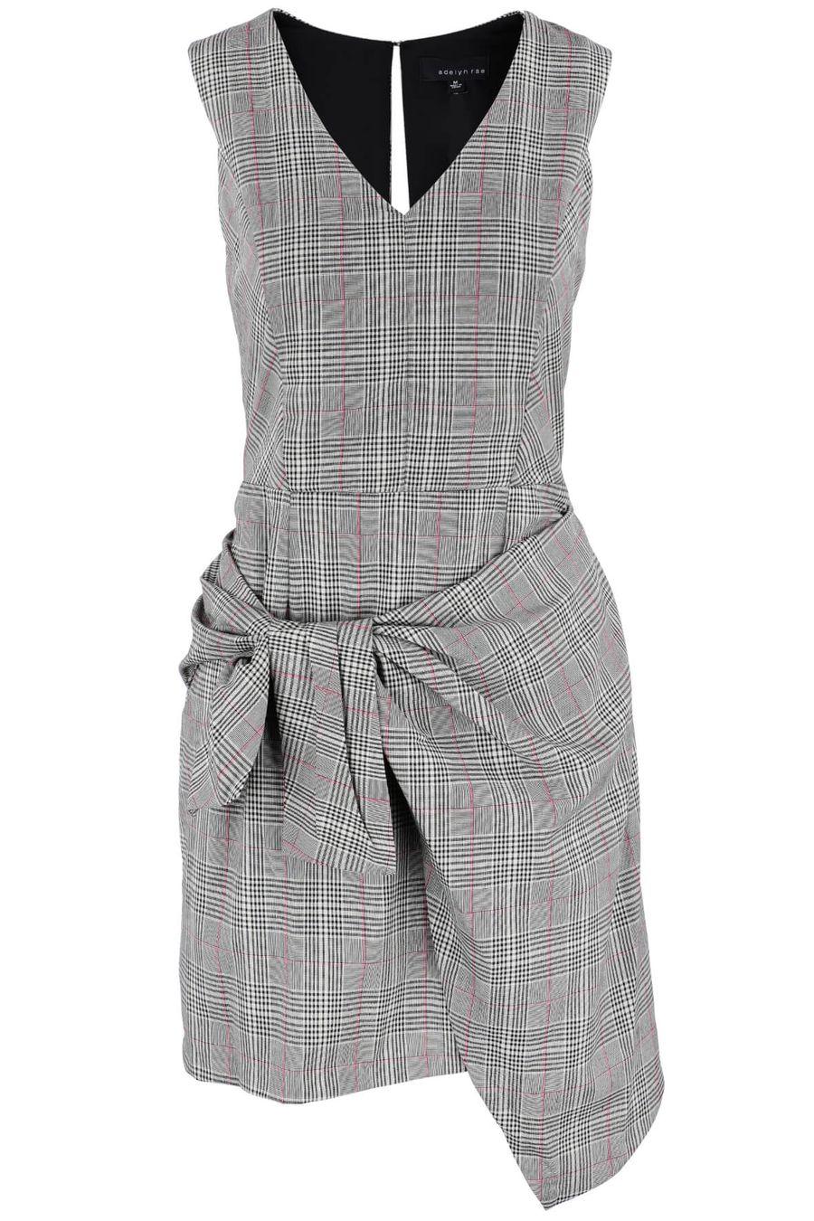 adelyn-rae-aurora-woven-plaid-tie-sheath-dress-1
