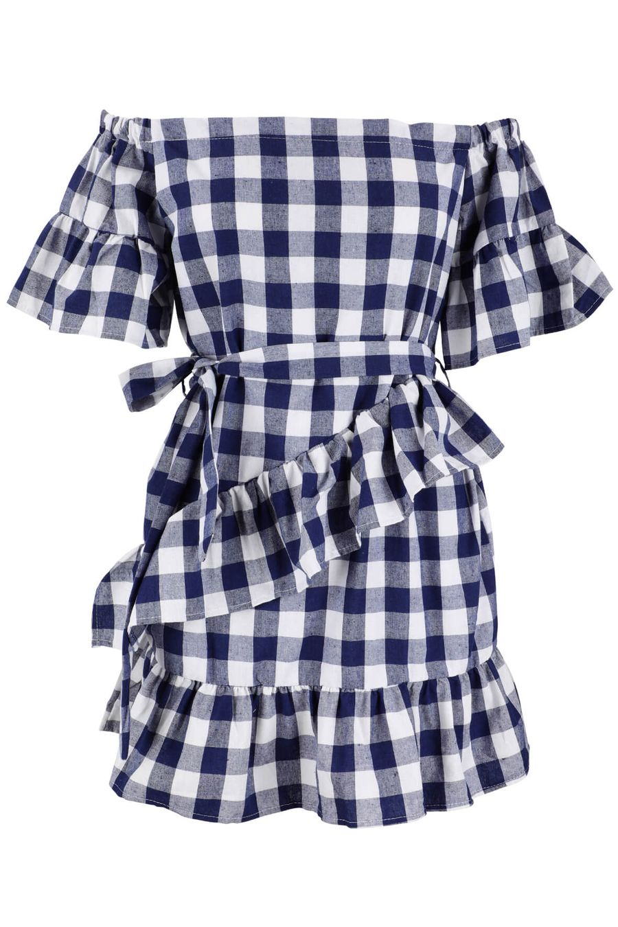 haute-rouge-checkmate-off-shoulder-dress-1 (1)