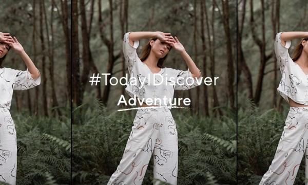 #TodayIDiscover – Adventure